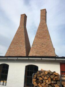 Die alte Räucherei in Nexø