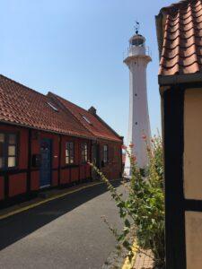 Besuch bei drei Bornholmer Leuchttürmen