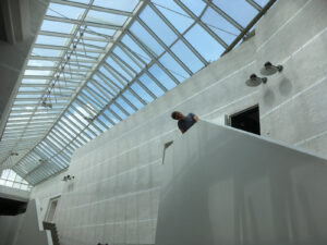 Bornholmer Kunstmuseum - dänische Maler in moderne Architektur präsentiert