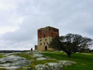 Hammershus - Nordeuropas größte Burgruine