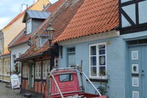 Zu Besuch in der Märchenstadt Ærøskøbing