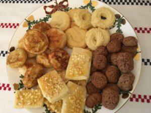 Dänische Weihnachtsbäckerei