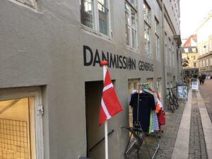 Secondhand-Läden auf Falster